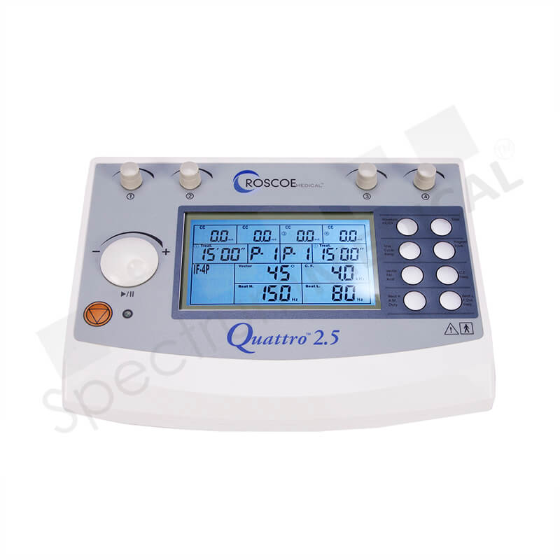 Quattro 2.5 - Spectrum Medical